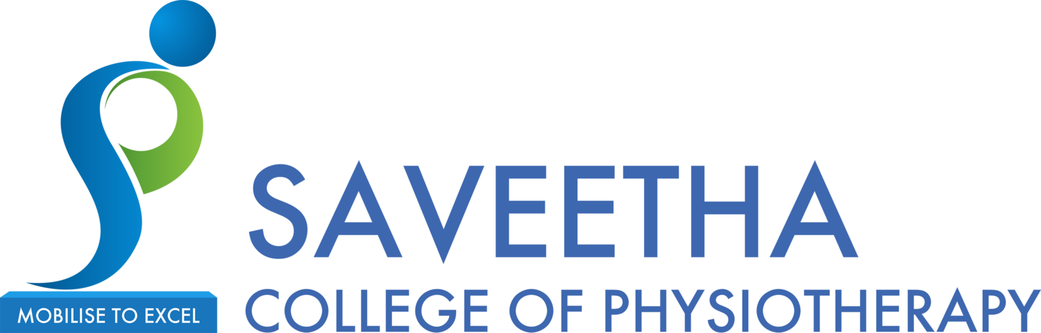 SAVEETHA COLLEGE OF PHYSIOTHERAPY