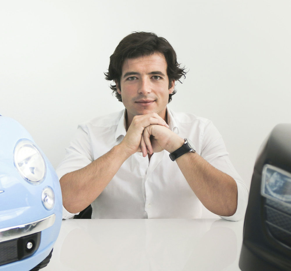 MARIO CARRANZA CEO de Amovens, la mayor plataforma de movilidad colaborativa en España.