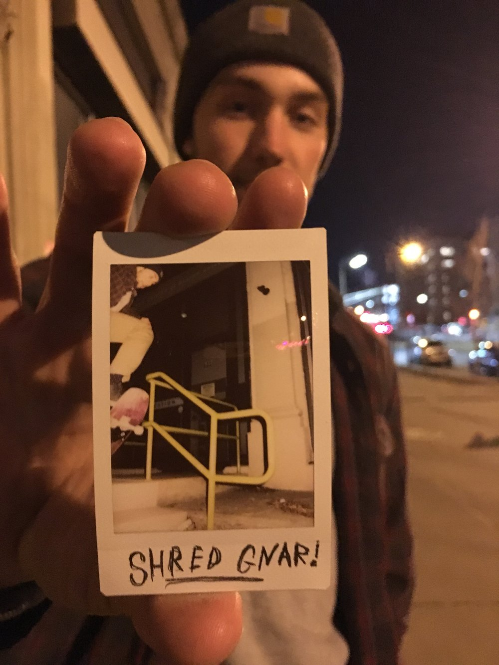 SHRED GNAR! - Boston MA