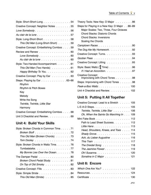 Creative Chords 2 - hard copy — Bradley Sowash