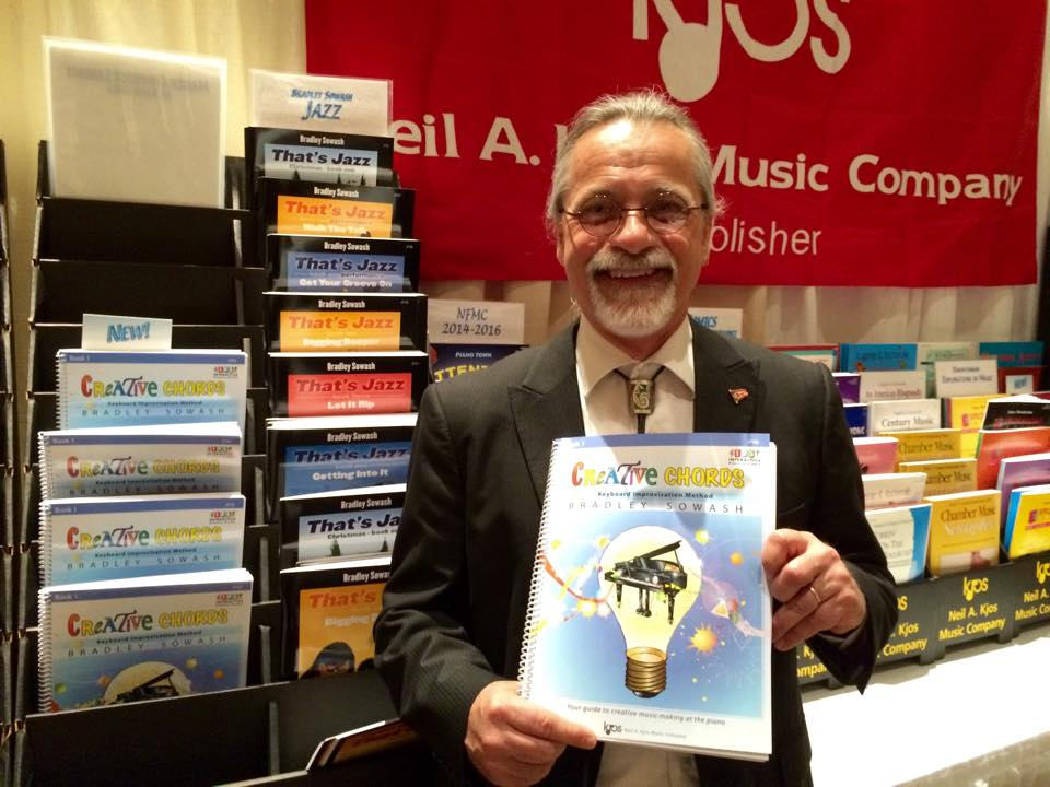 Unveiling Creative Chords at the MTNA conference