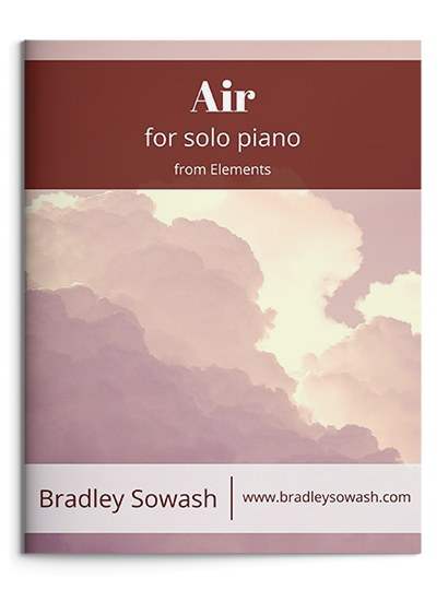 Elements: Air - PDF — Bradley Sowash Music