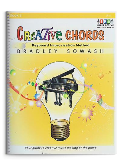 Creative Chords 2 Hard Copy Bradley Sowash