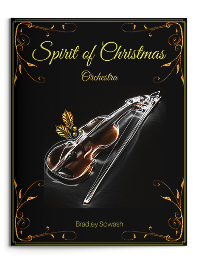 -  OrchestraAudience pleasing quirky Christmas arrangements with optional parts for choir.