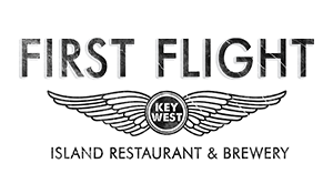 logo and link to First Flight Island Restaurant and Brewery, a sister restaurant of Nine One Five