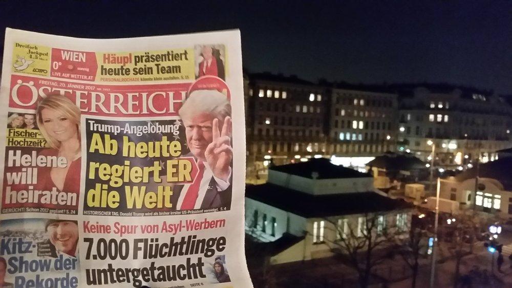 5:04pm - Vienna, Austria