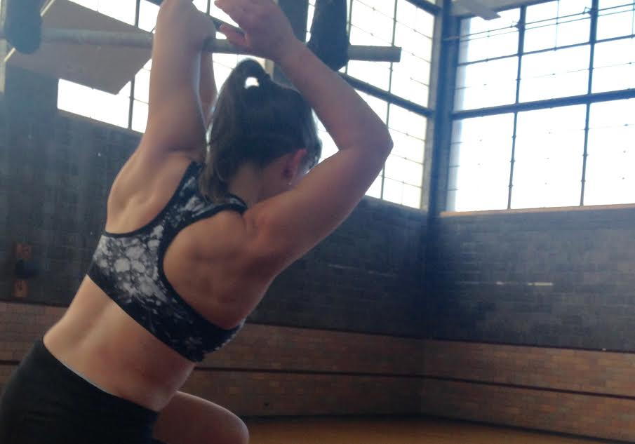 Arm and Trapeze