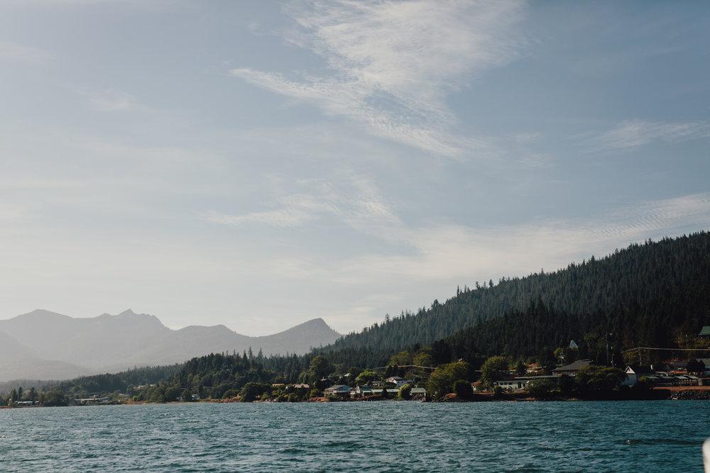 Skidegate, British Columbia