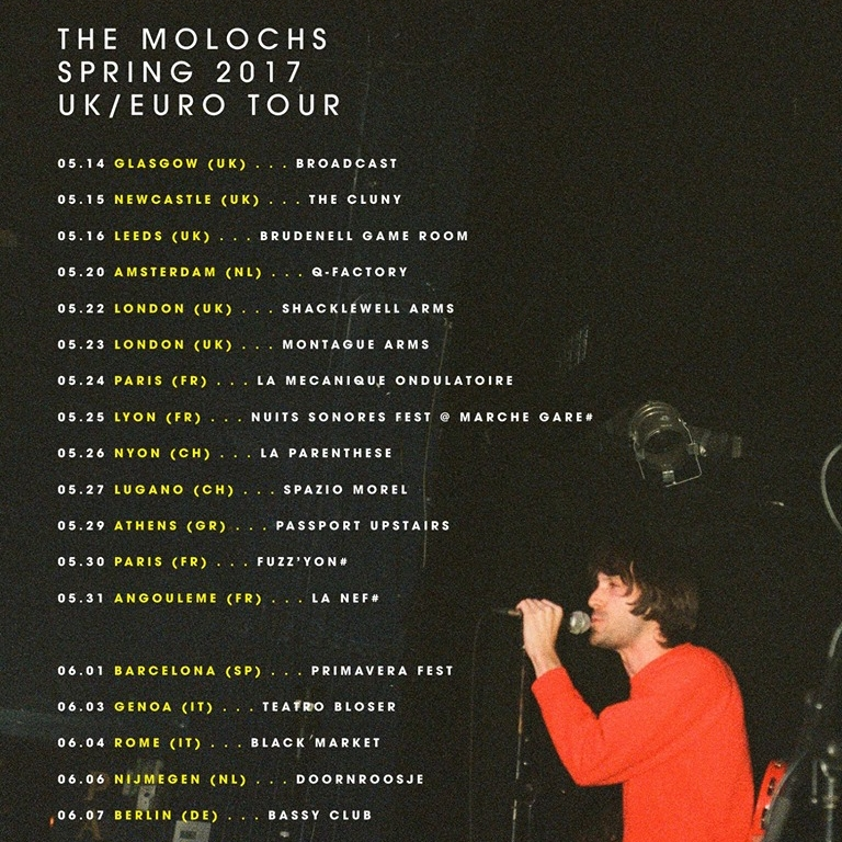 The Molochs spring 2017 tour dates .jpg