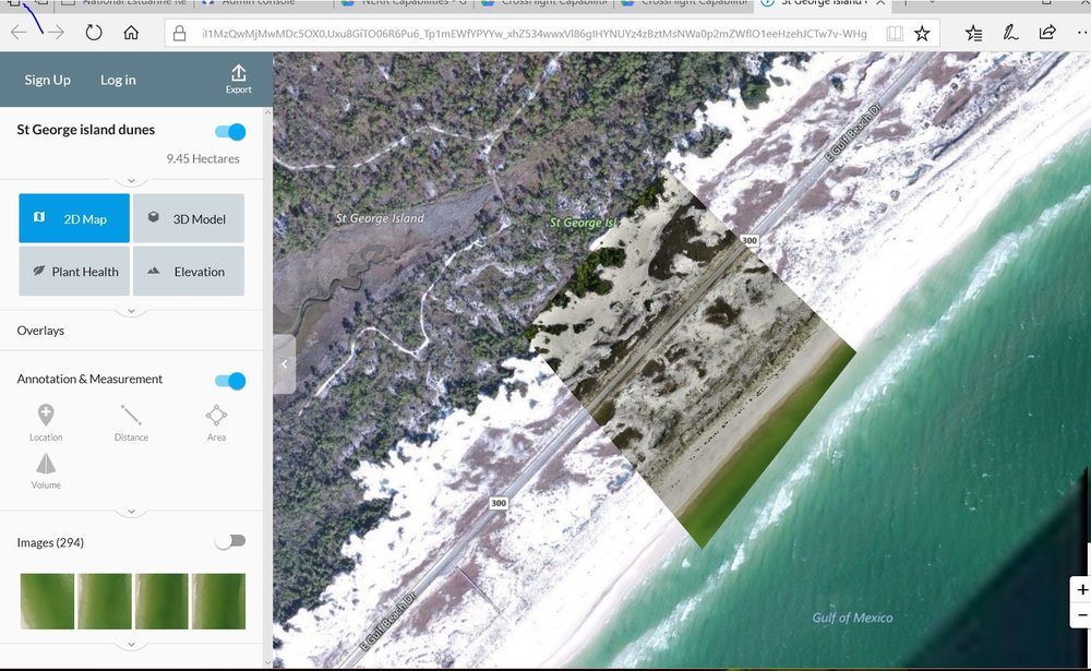 Capture Drone Deploy Coastal Analysis of Dunes.JPG