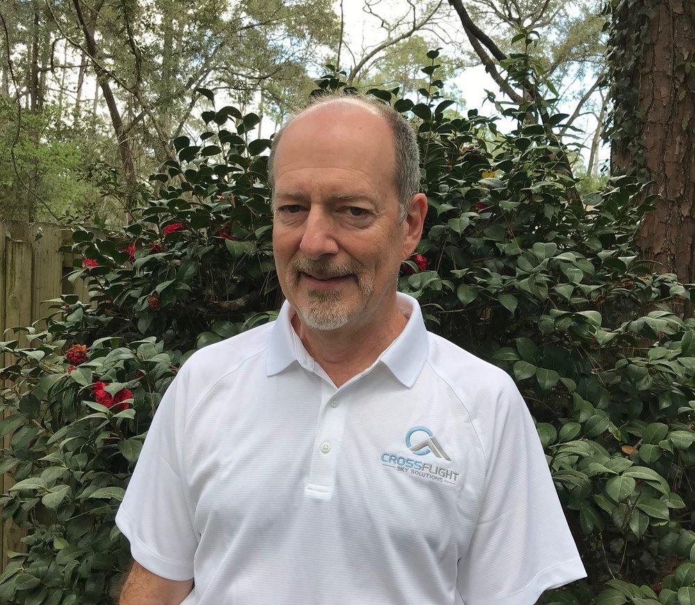 Cary CB Gaffney - The CrossFlight Sky Solutions Team