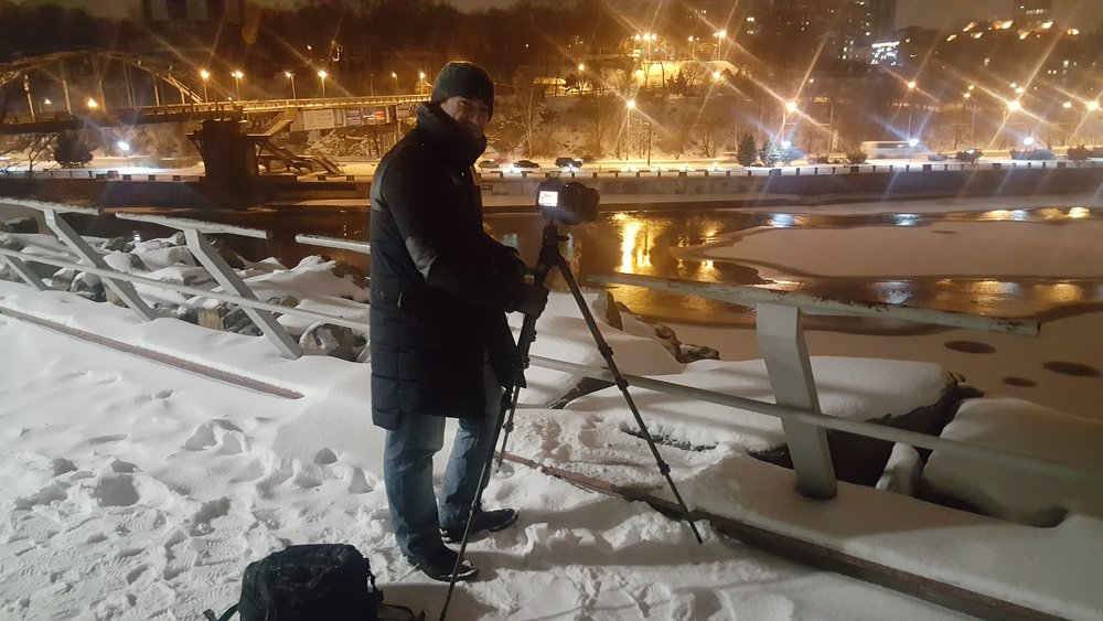 Shooting in Dnipro, Ukraine