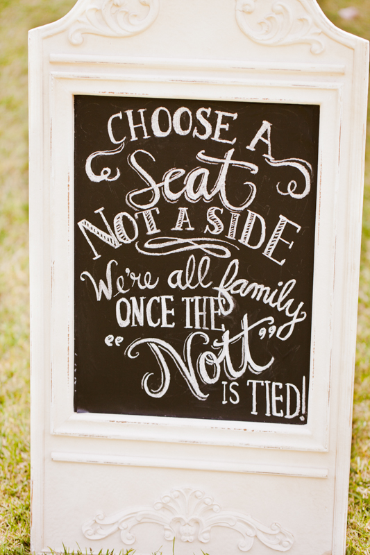 viewpointevents.com | Chalkboards for rent in California | Vintage Chic Rentals for weddings