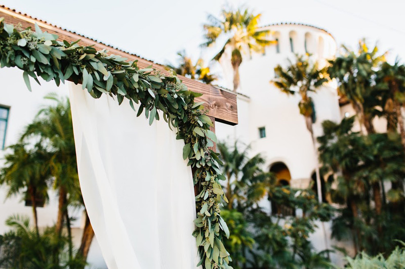 viewpointevents.com | Vintage Rentals in California | Santa Barbara Courthouse Weddings | Wedding Rental Company View Point Events