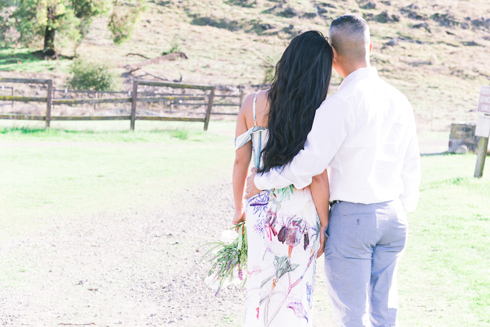 viewpointevents.com | San Jose California Engagement Shoot | View Point Event Rentals | Vintage Chic Wedding Rental Company