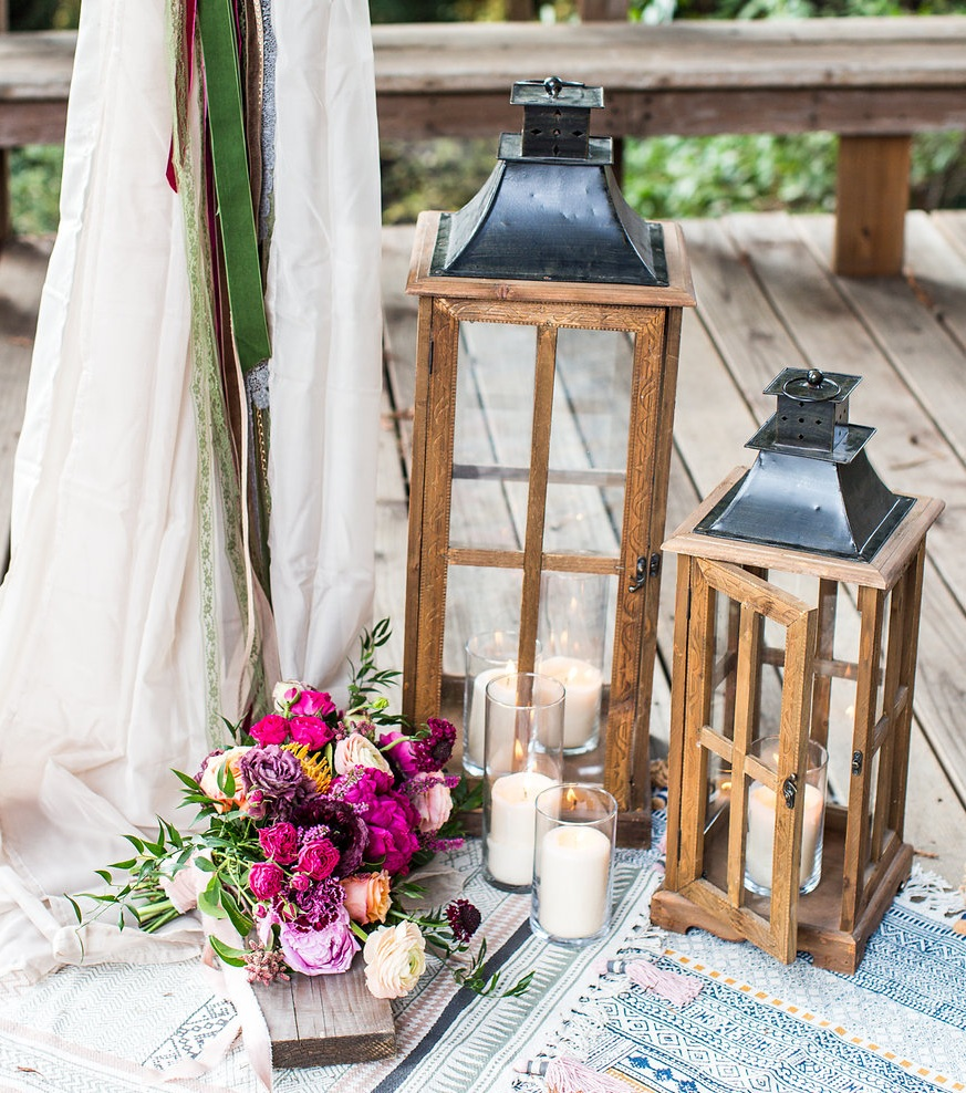 viewpointevents.com | Lantern for rent in California | Vintage Chic Rentals for weddings and corporate events