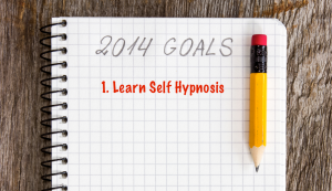 2014 Goals : Learn Self Hypnosis