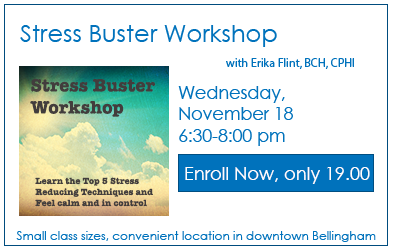Holiday Stress Buster Workshop