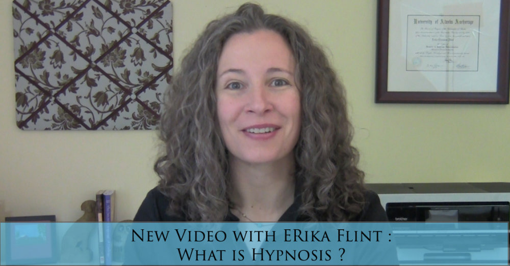 Erika Flint from Cascade Hypnosis Center in What is Hypnosis