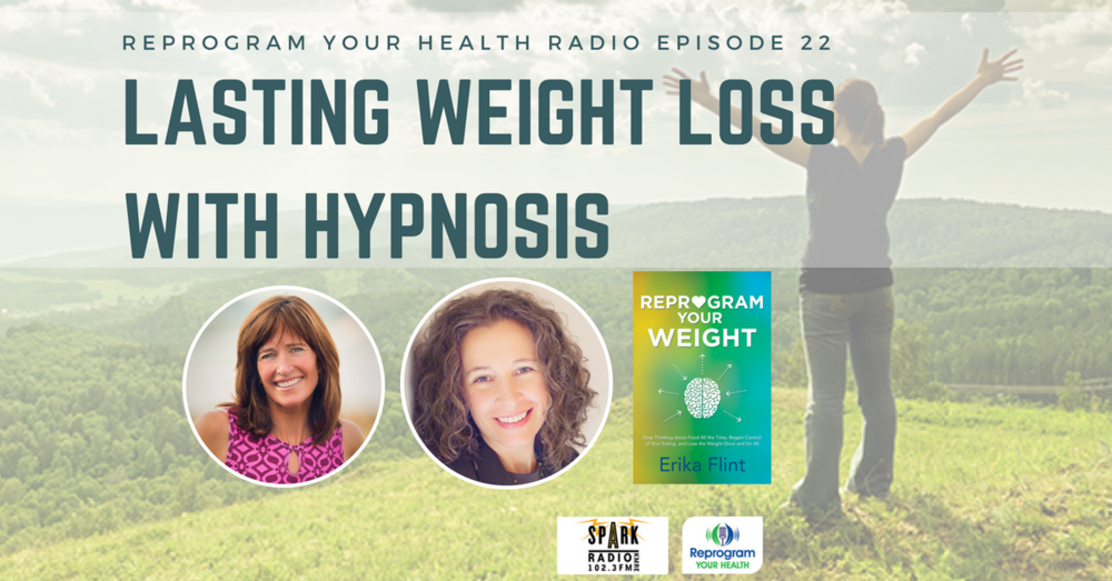 Weight Loss with Hypnosis : Erika's Interview on KMRE 102 3