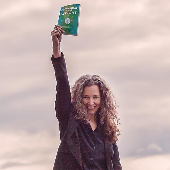 Erika Flint, BA, BCH, A+CPHI, author of  Reprogram Your Weight  and  Lighter