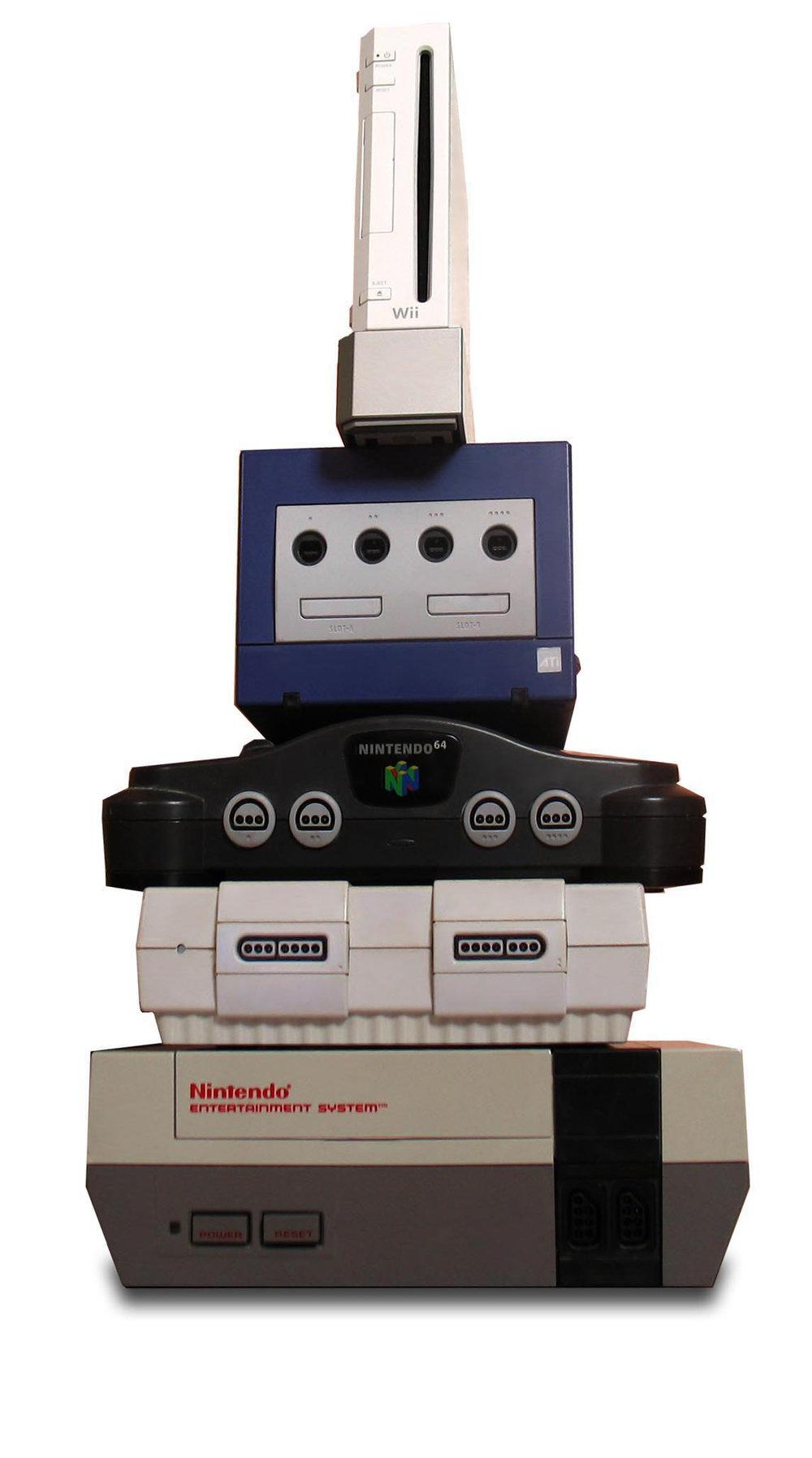 Nintendo Generations | Photo by Wuffyz (WikiMedia)