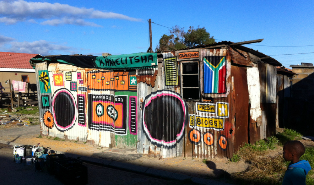 Ghetto Blaster: Biggest Township in South Africa | Photo by  Everfresh Studio