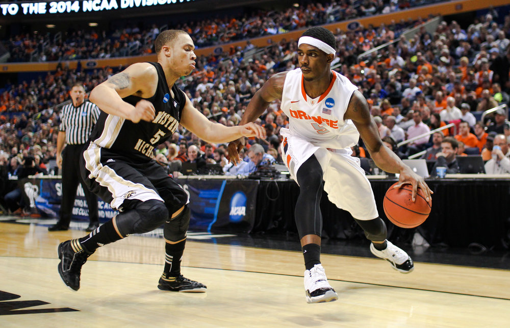 Syracuse vs Western Michigan | Photo by  Chad Cooper