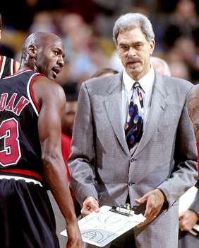 Jordan and the Bulls haunted the Cavaliers and their fans for years. | Photo by Steve Lipofsky