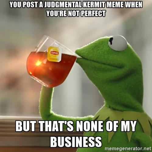 Kermit's business