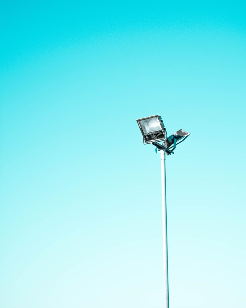 Lights in the Sky | Photo by  Adam Birkett