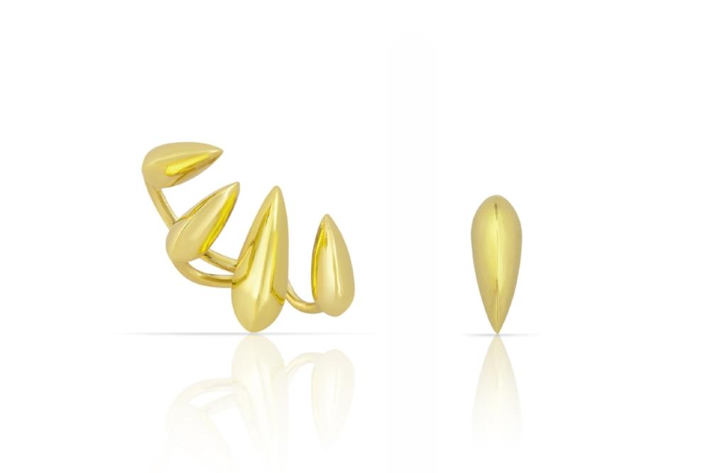 Oracle Ear Jacket | (CatJaniga.com)