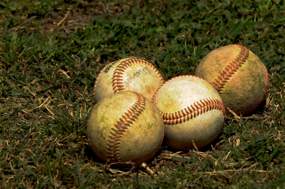 Dirty as a baseball | Photo by  Senior Airman Jarvie Z. Wallace