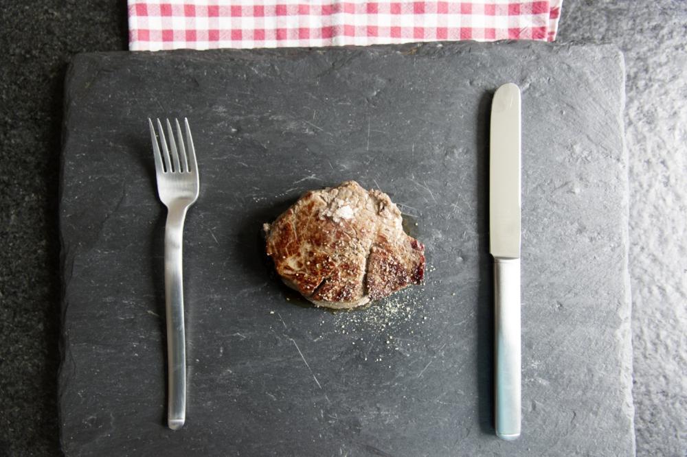 Meat | Photo by  Markus Spiske