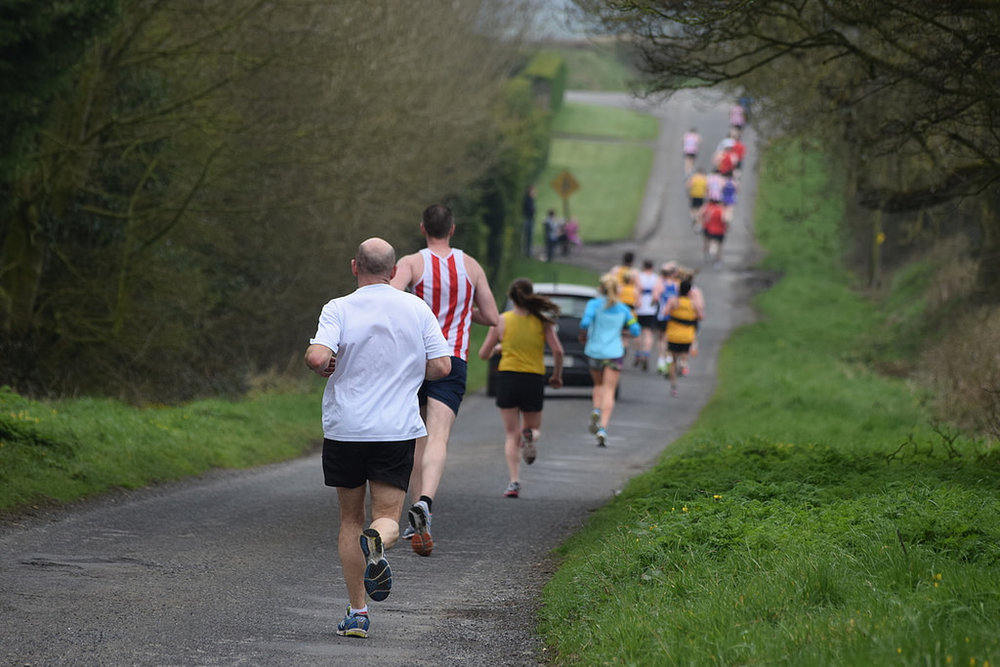10KM Road Race | Photo by Peter Mooney
