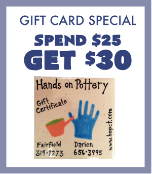(max. of 2 gift cards per person with this offer, in store only. Can't redeem on 1/21).