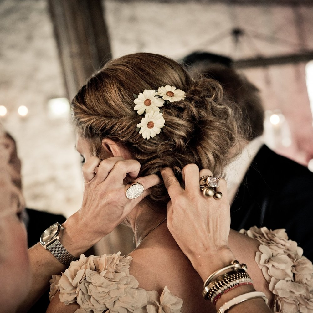 bridal hair styles by intemperance hair salon