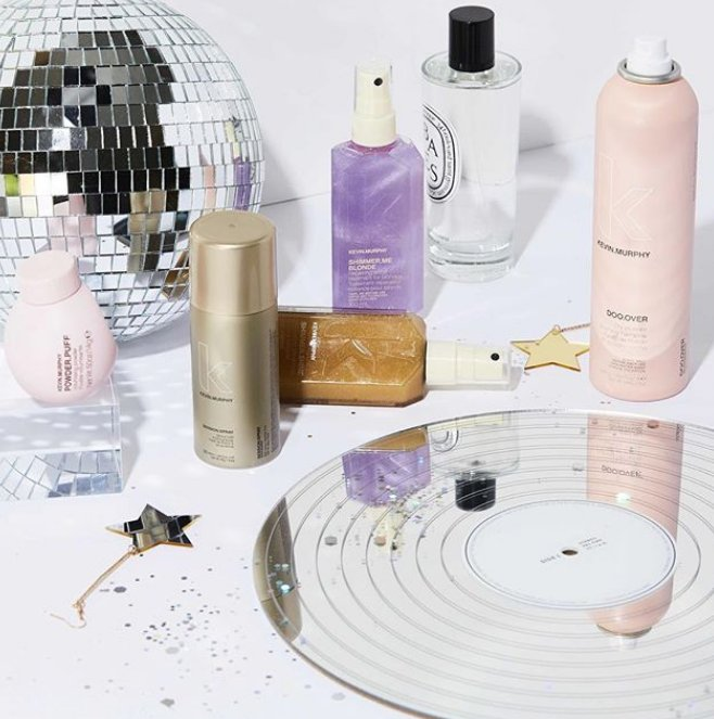 kevin murphy styling products at intemperance salon