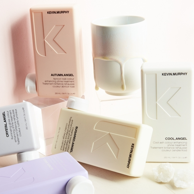 kevin murphy hair treatments at intemperance salon