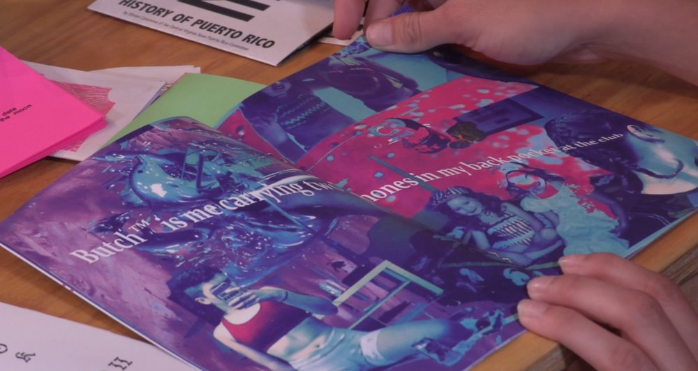 Short Documentary - Exploring the subculture of zine-makers