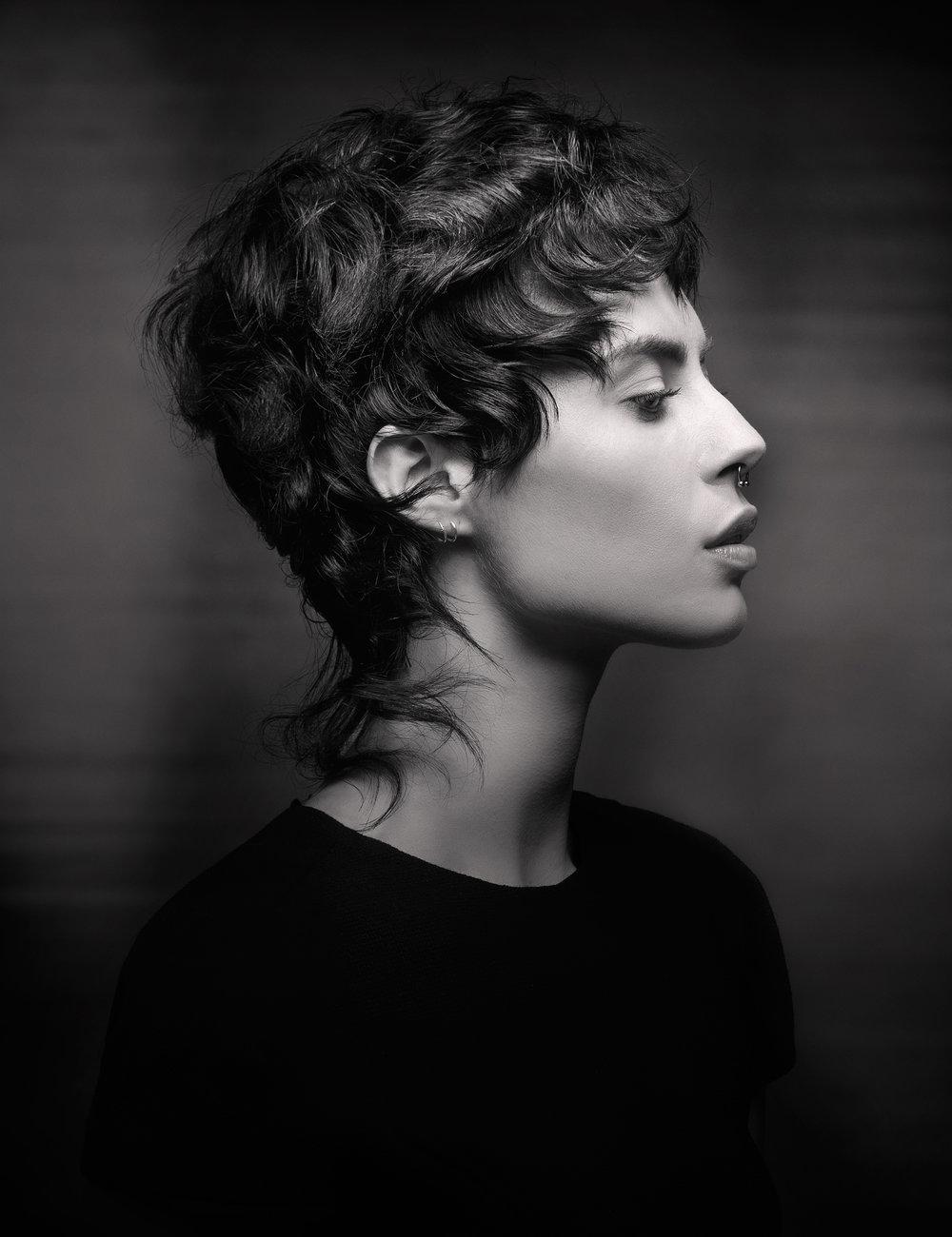 Hair by Marylle Koken