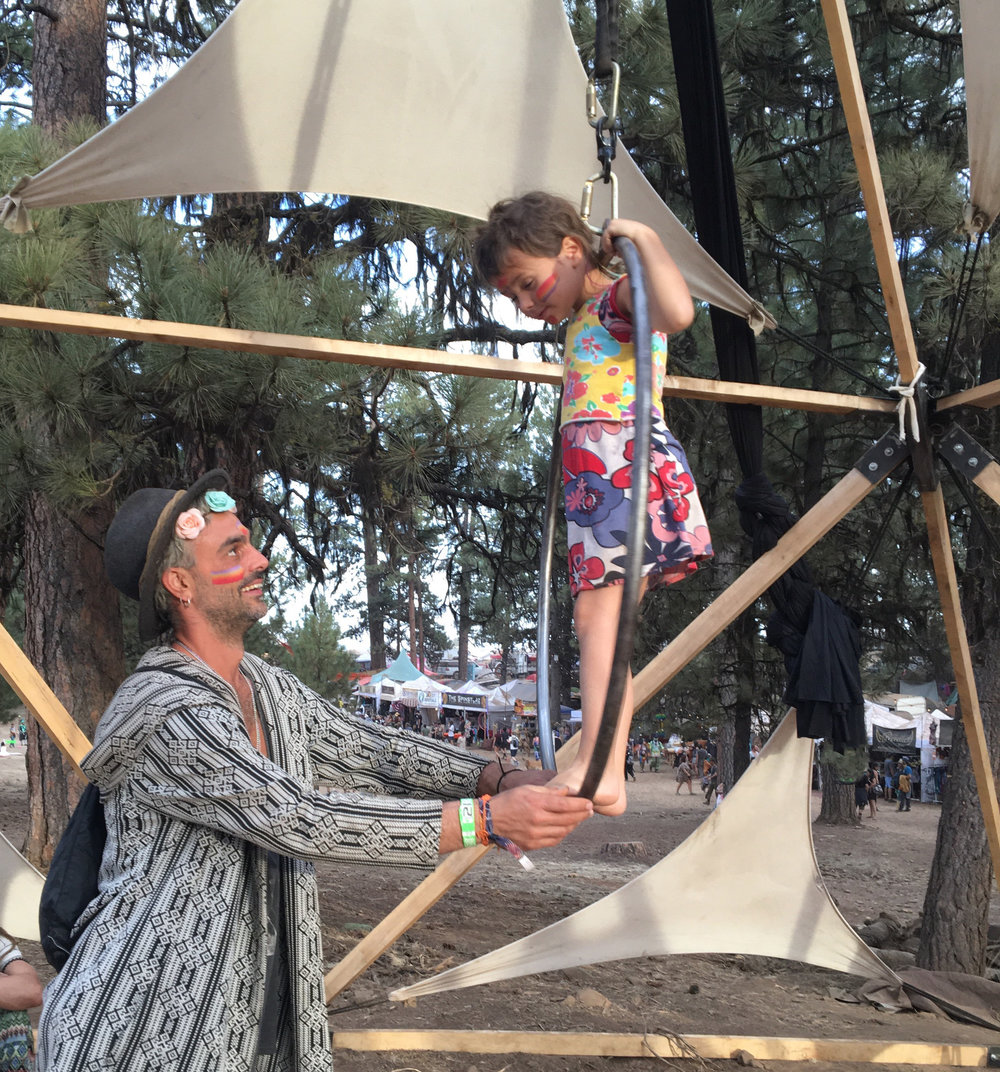 Pyramid activation, oregon eclipse gathering
