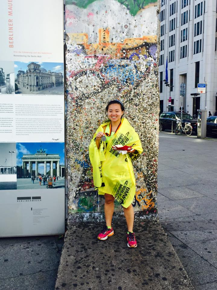 BERLIN MARATHON 2015
