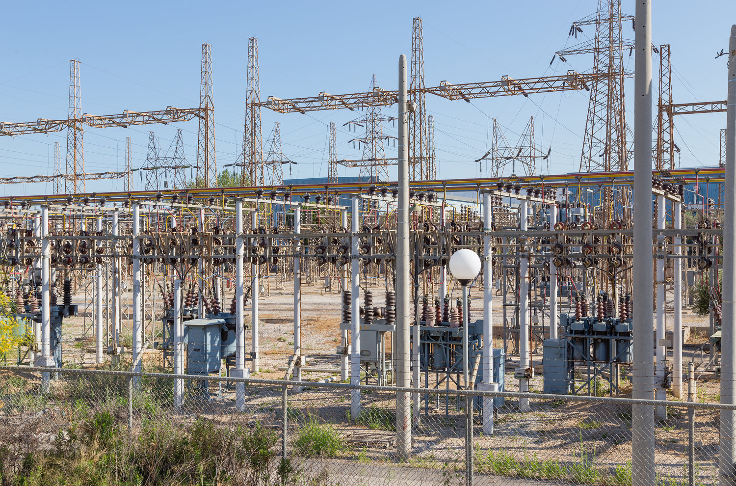 Substation Generator Cost Estimate Stamped Engineering Corporation House Wiring Industry Electrical Power