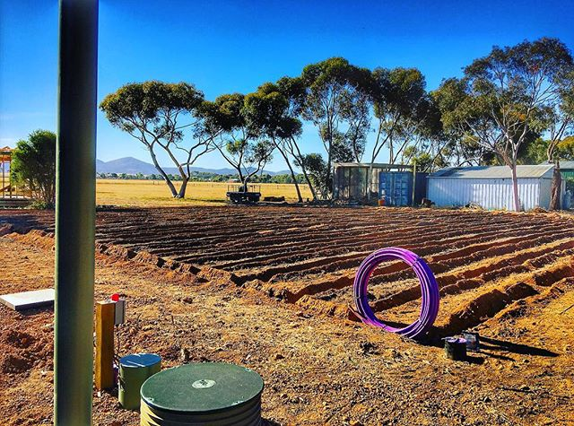WORMWORX Wastewater Treatment System installed at Little River, VIC. My client needed to upgrade her old Septic System. Wanting to do things differently, she searched for an environmentally friendly solution to recycle her property's effluent. She had heard of the power of worms, and their ability to unlock the nutrient potential in found in effluent. Worms have proven to passively process up to 97% of suspended solids. The aerobic bacteria, also hosted within the WORMWORX system, process the rest.  This system also runs through a Sand Filter to achieve Secondary Treatment; which then continues to recycle through the property, via a Subsurface Irrigation Field of 482m2.  #zenplumb #wormworx #environmentalplumbing #sustainableplumbing #permaculturedesign #permacultureplumbing #plumbingforpermaculture #recyclingwastewater #sandfilter #passivewastewatersystem #wormwastewatersystem #thereisnowaste