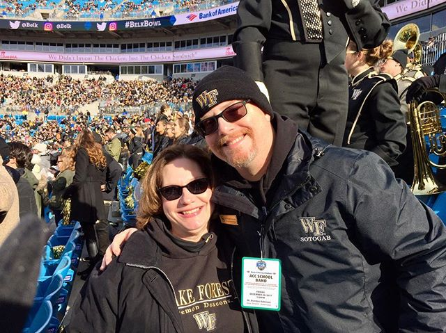 Remember that time at the Belk Bowl? #GoDeacs