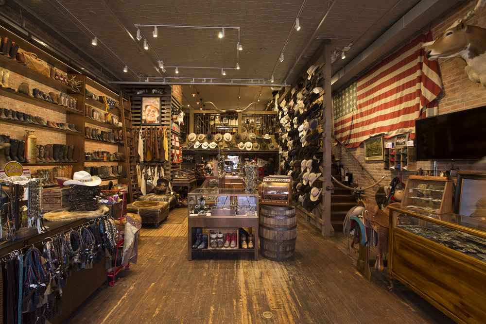 Loved writing about Kemo Sabe  (Aspen store shown here) and other Western wear retailers and manufacturers for Colorado Expression