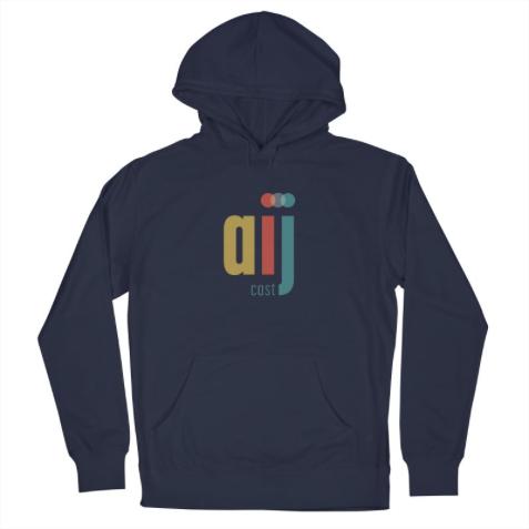 aijcast hoodie