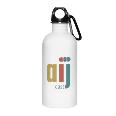 aijcast water bottle