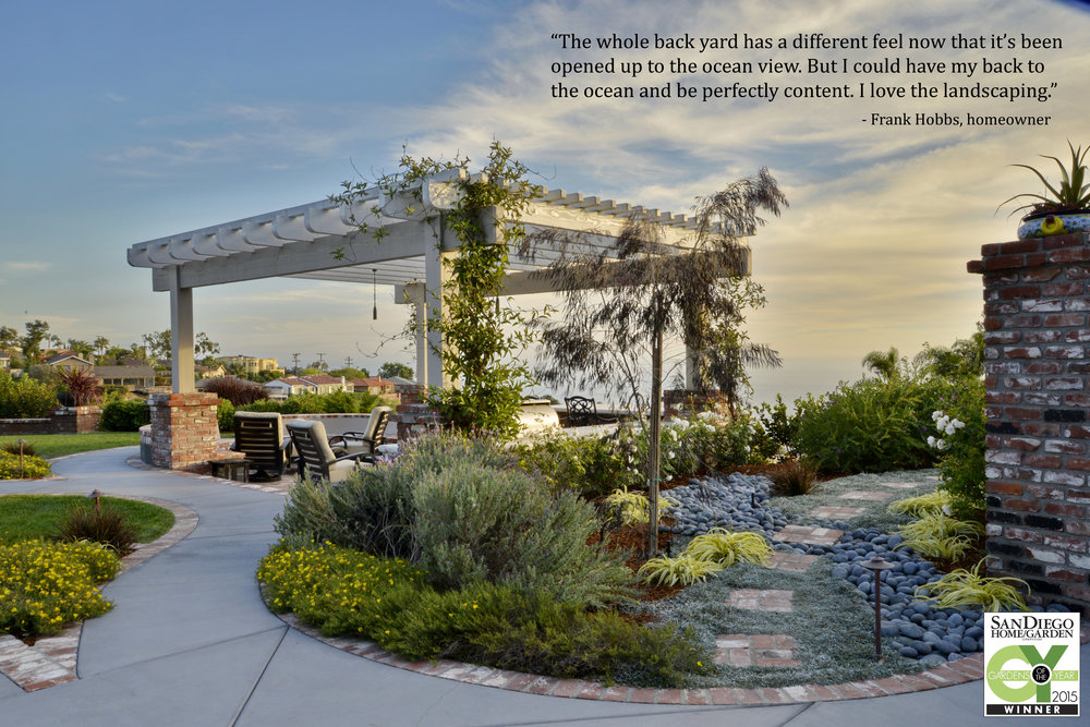 San Diego Home/Garden Lifestyles Magazine September Issue 2015